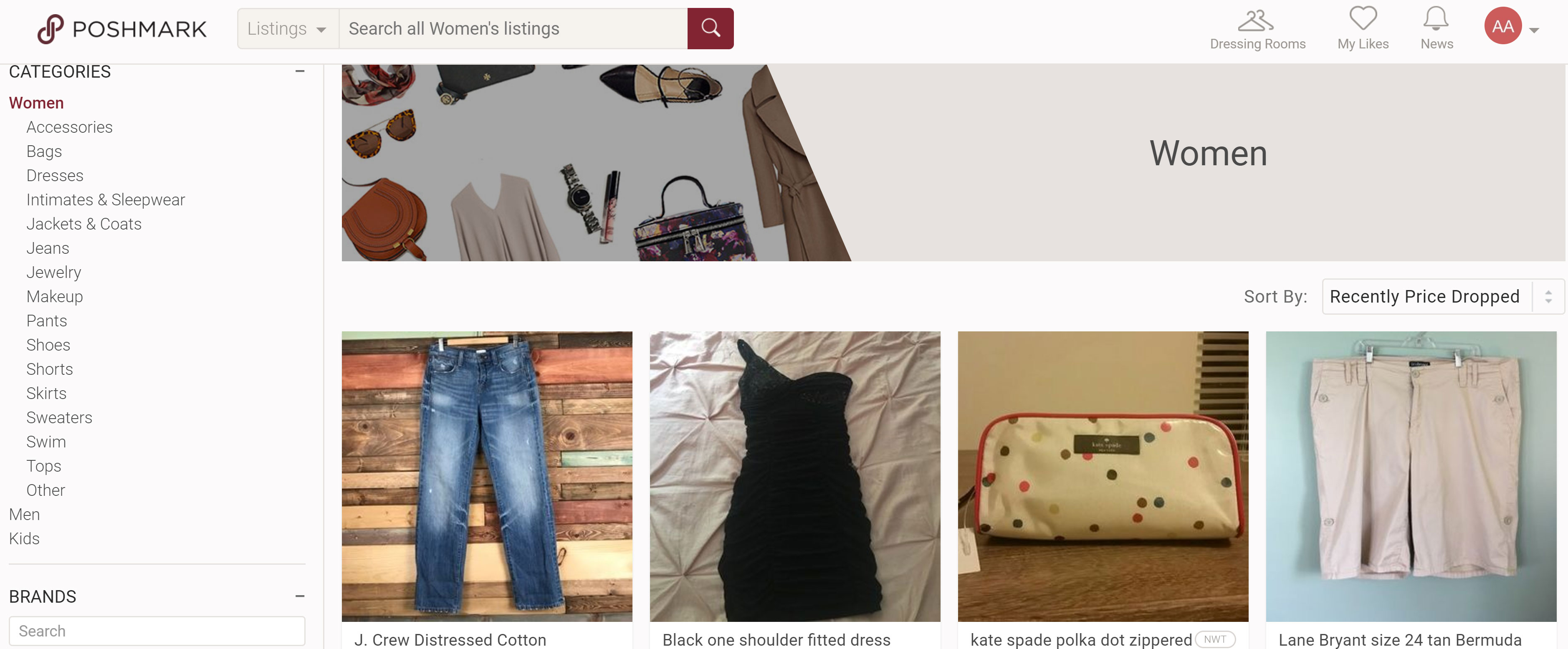 Poshmark Sell Your Extra Clothes